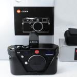 LEICA ライカ M type 240 デジタル ブラックペイント 元箱、付属品一式 + EVF2 電子ビューファインダー