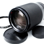 CONTAX コンタックス Carl Zeiss カールツァイス Tele-Tessar テレテッサー T* 200mm F3.5 AE for Y/C + MCプロテクトフィルター