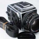 Hasselbladハッセルブラッド☆503CX+A12+WLファインダー+Planarプラナー80mm/F2.8T*