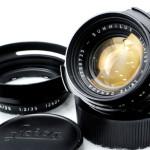 LEICA ライカ Summilux ズミルックス 35mmF1.4 第1世代 ドイツ製 後期(2nd) 関東カメラ整備済 + 純正フード