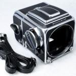 Hasselblad ハッセルブラッド ☆500C/Mボディ シルバー+A12マガジン+WLファインダー + 革ストラップ