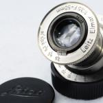 LEICA ライカ Elmar ニッケルエルマー 50mmF3.5 L