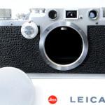 LEICA ライカ バルナックⅢf 3f RD レッドダイヤル 1953年