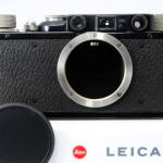 LEICA ライカ バルナック Ⅱ2 (D2)ブラックペイント