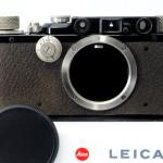 LEICA ライカ バルナック Ⅲ3 (D3) ブラックペイント(DⅡ改)