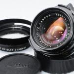 LEICA ライカ Summilux ズミルックス 35mmF1.4 第1世代 後期(ver.2) 無限ストッパー付