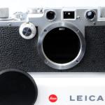 LEICA ライカ バルナックⅢf 3f レッドダイヤル 1953年