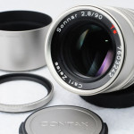 CONTAX コンタックス Carl Zeiss カールツァイス Sonnar 90mm F2.8 T*