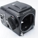 Hasselblad ハッセルブラッド 人気の500C/M ボディ 黒+A12マガジン+WLファインダー