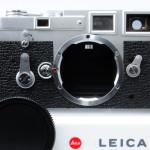 LEICA ライカ M3 DS ダブルストローク 中前期型 88万番台 1957年(中村光学OH済)