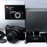 LEICA ライカ X vario バリオ  (Typ107) ブラック 元箱、付属品一式