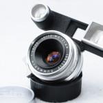 LEICA ライカ Summaron ブルーコーテッドズマロン 35mmF2.8 メガネ付(関東カメラOH済)