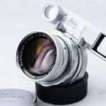 LEICA ライカ Summicron ズミクロン DR 50mmF2 M 後期 メガネ付 + UVフィルター