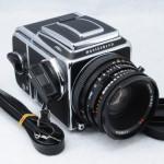 Hasselblad ハッセルブラッド ☆503CXi+A12+WL+Planar プラナー CF 80mmF2.8 T*
