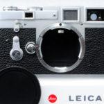 LEICA ライカ M3 DS ダブルストローク 最初期型 75万番台 1955年製 60歳の還暦ライカ (中村光学OH済)