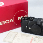 LEICA ライカ M4 ブラッククローム 138万台 1974年 ドイツ製 + 元箱