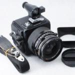 Hasselblad ハッセルブラッド SWC/M Biogon ビオゴン CF 38mmF4.5 T* + フード + 純正ストラップ