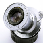 LEICA ライカ Elmar ブルーコーテッドエルマー 50mmF3.5 L