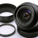 LEICA ライカ Elmarit エルマリート R 35mm F2.8 Type-I  1カム + SLフィルター + 純正フード