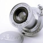 LEICA ライカ Elmar 赤エルマー 50mmF3.5 L(中村光学OH済)