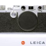 LEICA ライカ バルナックⅢf 3f BD ブラックダイヤル 1951年製 (中村光学OH済)