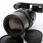 LEICA ライカ Elmarit エルマリート 135mm f2.8 メガネ付き