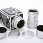 Hasselblad ハッセルブラッド 1000F + Kodak EKTAR エクター 80mmF2.8 + 135mmF3.5