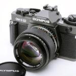 OLYMPUS オリンパス OM-3 Ti + OM-SYSTEM ZUIKO ズイコー AUTO-S 50mm F1.2 セット