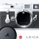 LEICA ライカ M3 後期 SS シングルストローク 1964年 ドイツ製(中村光学OH済)