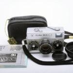 Rollei 35S Sonnar ローライ ゾナー 40mmF2.8 2.8/40 HFT  Limited Edition 月桂冠+ストラップ+ポーチ+取説