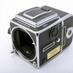 Hasselblad ハッセルブラッド ☆503CX 50th 記念モデル+A12マガジン+WLファインダー
