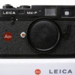 LEICA ライカ M4-P(プロフェッショナル) ブラッククローム + ハンドグリップ