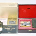 Rollei 35S Sonnar GOLD ローライ ゾナー ゴールド 60周年記念1500台限定 未開封未使用