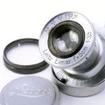 LEICA ライカ Elmar ノンコートエルマー 50mmF3.5 L 戦前 + フィルター