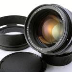 LEICA ライカ Noctilux ノクチルックス 50mm F1.0 (2nd Type-E60) 後期 6bit + 純正フード