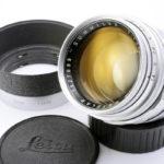 LEICA ライカ Summilux ズミルックス 50mmF1.4 第1世代 後期 M 純正フード