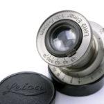 LEICA ライカ Elmar ニッケルエルマー 50mmF3.5 L 1930~32年 ドイツ製
