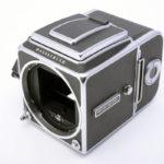 Hasselblad ハッセルブラッド ☆500C/Mボディ シルバー アキュートD+A12マガジン+WLファインダー