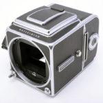 Hasselblad ハッセルブラッド ☆500C/Mボディ シルバー シュリロ正規品+A12マガジン+WLファインダー