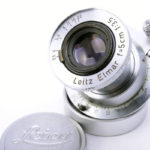 LEICA ライカ Elmar ブルーコーテッドエルマー 50mmF3.5 L 戦後
