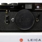 LEICA ライカ M4 オリジナル・ブラックペイント 124万台 1969年 ドイツ製(中村光学OH済)