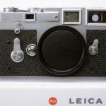 LEICA ライカ M3 DS ダブルストローク 中前期型 83万番台 + 元箱