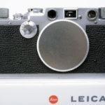 LEICA ライカ バルナックⅢf 3f BD ブラックダイヤル 1952年製 + 革ケース