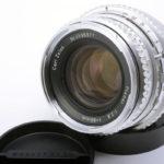 HASSELBLAD ハッセルブラッド Planar プラナー C 80mm F2.8 白鏡胴 nonT*