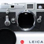 LEICA ライカ M3 DS ダブルストローク 中前期型 81万番台(中村光学OH済)