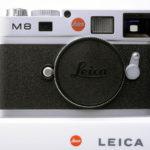 LEICA ライカ M8 デジタル シルバーボディ + A&A革ケース