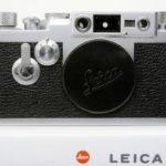 LEICA ライカ バルナック IIIg 3g 1956年 + 革ケース