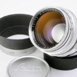 LEICA ライカ Summilux ズミルックス 50mmF1.4 第1世代 前期 M + 純正フード