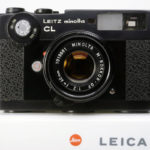 Leitz minolta ライツミノルタ CL + ROKKOR ロッコール 40mm F2 SET 革ケース&ストラップ