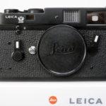 LEICA ライカ M4 ブラッククローム 141万台 1975年 50周年記念モデル(中村光学OH済み)